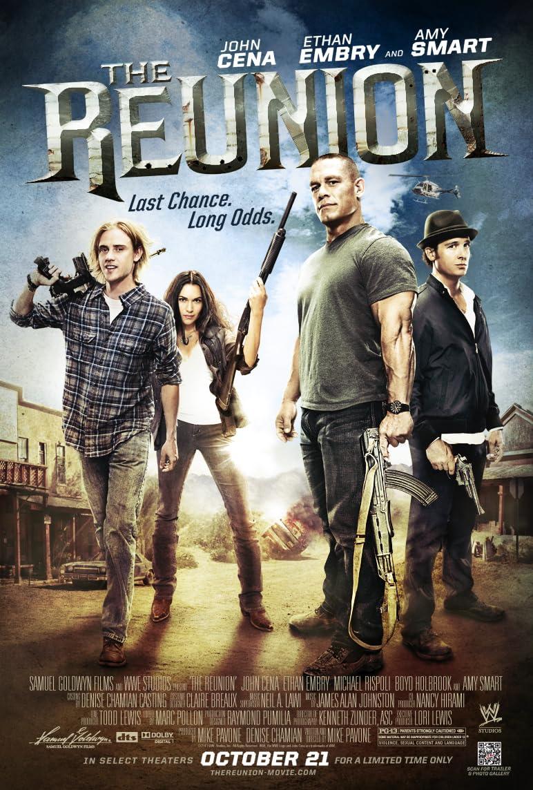 The Reunion 2011 Hindi ORG Dual Audio 720p BluRay ESub 950MB Download
