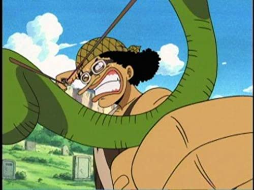 One Piece: Season One - Fourth Voyage