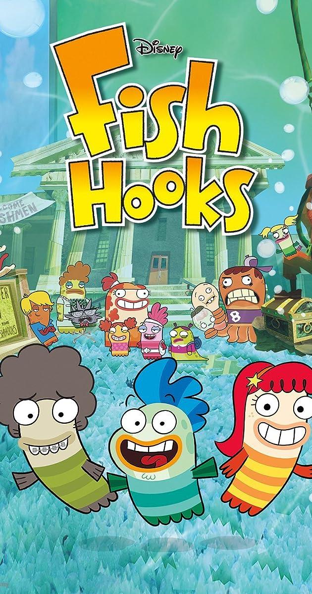 Fish Hooks (TV Series 2010–2014) - IMDb