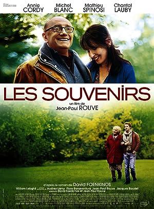 Where to stream Les souvenirs