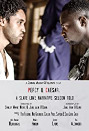 Percy & Caesar Poster