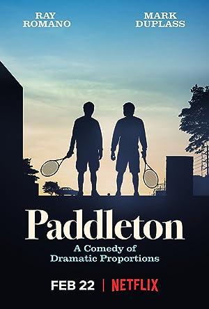 Where to stream Paddleton