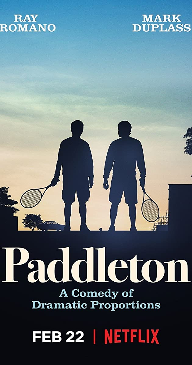 Subtitle of Paddleton