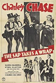The Sap Takes a Wrap Poster