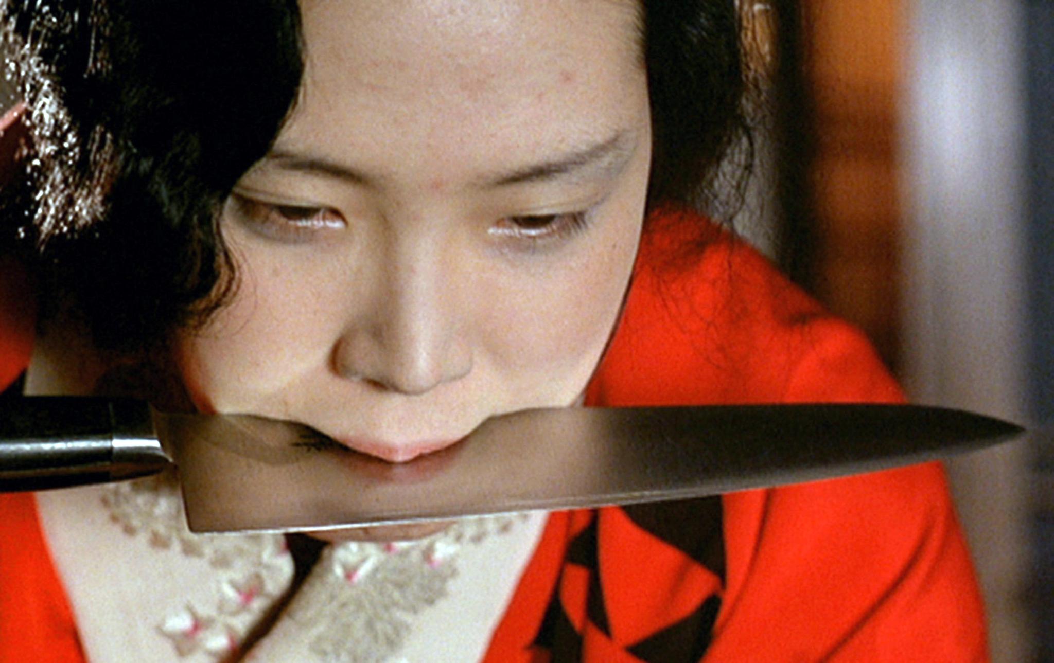 Eiko Matsuda in Ai no korîda (1976)
