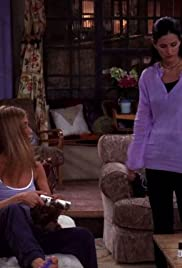 The One Where Ross Hugs Rachel Poster