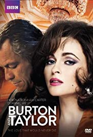 Burton and Taylor Poster