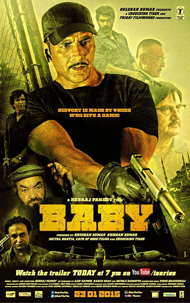 View Baby (2015) Movie poster on SoapGate