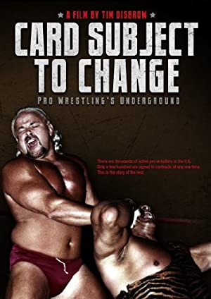 Documentary Card Subject to Change Movie