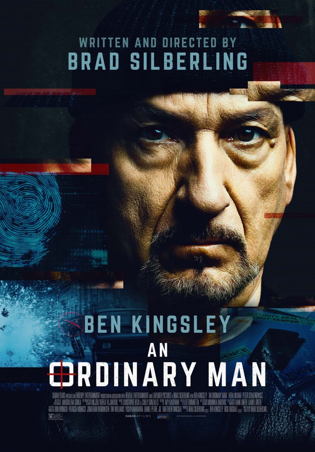 An Ordinary Man (2017) WEBRip 720p