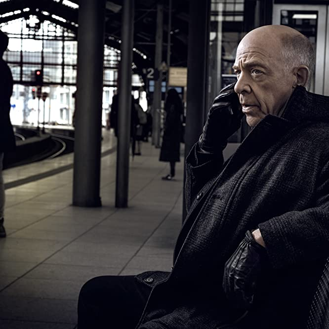 J.K. Simmons in Counterpart (2017)