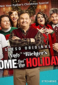 Primary photo for Andy Richter's Home for the Holidays