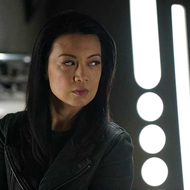 Ming-Na Wen in Agents of S.H.I.E.L.D. (2013)