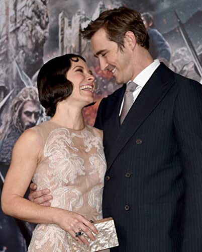 Lee Pace Married The Hobbit: The Battle...