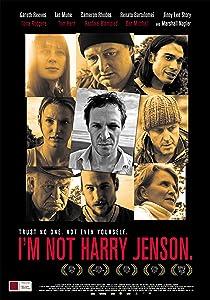 Movie sites download ipod I'm Not Harry Jenson. by James Napier Robertson [1280p]