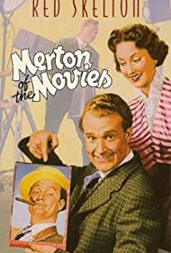 Virginia O'Brien and Red Skelton in Merton of the Movies (1947)
