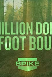 10 Million Dollar Bigfoot Bounty Poster