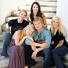 Aaron Carter, Nick Carter, Leslie Carter, Angel Carter, and Bobbie Jean Carter in House of Carters (2006)