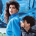 Kirstie Alley and Patrick Dempsey in Loverboy (1989)