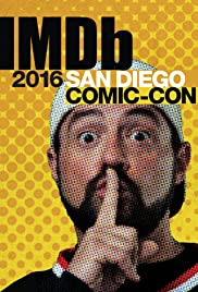 IMDb at San Diego Comic-Con 2016 Poster