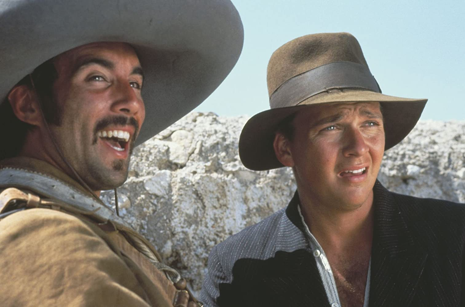 Sean Patrick Flanery and Francesco Quinn in The Young Indiana Jones Chronicles (1992)