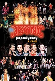 'N Sync: PopOdyssey Live Poster