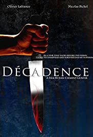 Décadence Poster