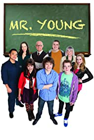 Mr. Young (2011) Poster - TV Show Forum, Cast, Reviews