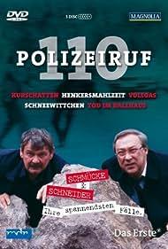 Jaecki Schwarz and Wolfgang Winkler in Polizeiruf 110 (1971)