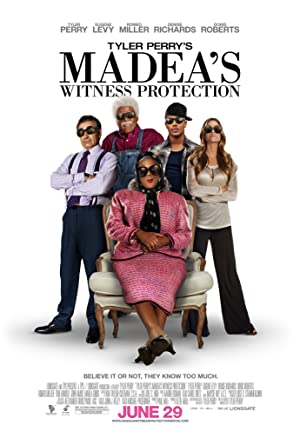 Where to stream Madea's Witness Protection