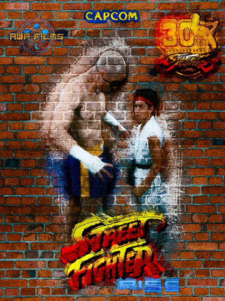 Street Fighter: Rise