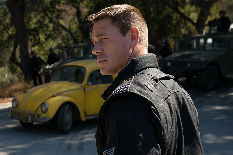 John Cena in Bumblebee (2018)