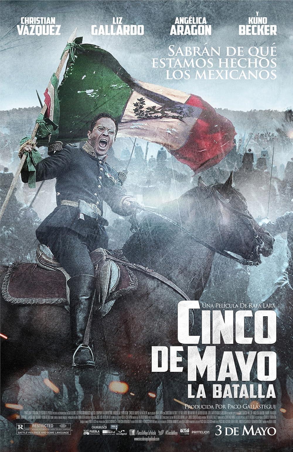 Cinco De Mayo La Batalla 2013 Imdb