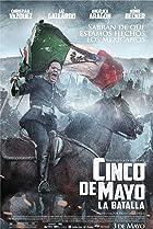 Cinco de Mayo, La Batalla (2013) Poster