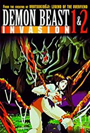Demon Beast Invasion (TV Mini-Series 1990– ) - IMDb