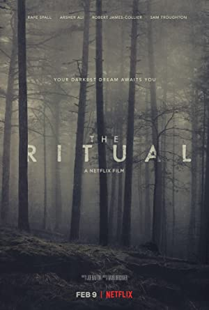 Movie The Ritual (2017)