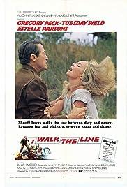I Walk the Line(1970) Poster - Movie Forum, Cast, Reviews