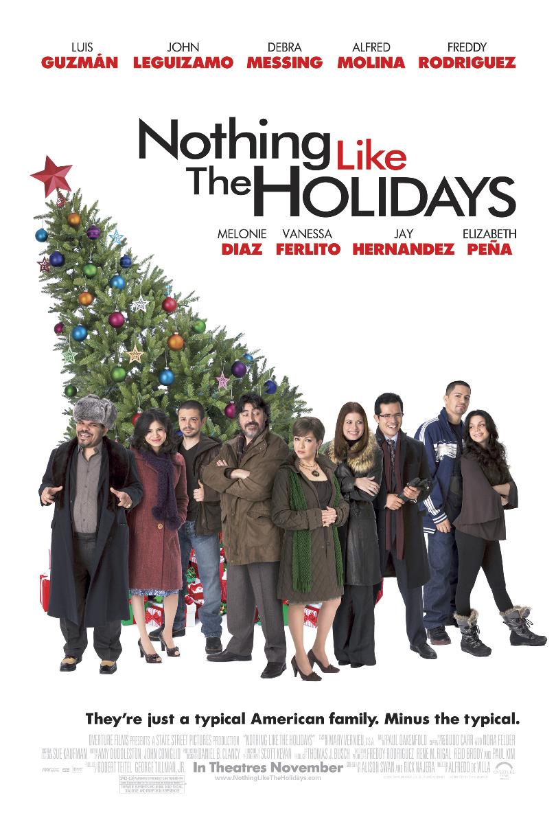 NIEKO PANAŠAUS Į ŠVENTES (2008) / NOTHING LIKE THE HOLIDAYS