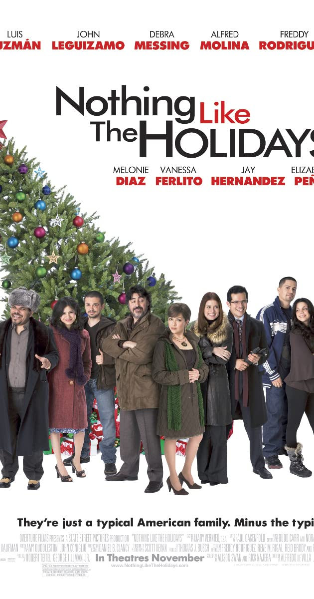 Subtitle of Nothing Like the Holidays