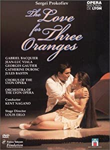 Downloadable english movies L'amour des trois oranges France [movie]