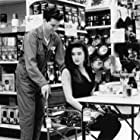 Jennifer Connelly and Frank Whaley in Career Opportunities (1991)