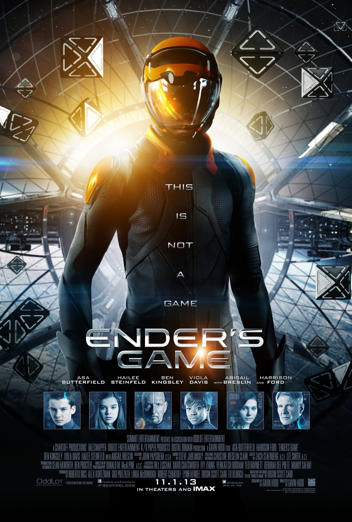 Image result for ender's game film