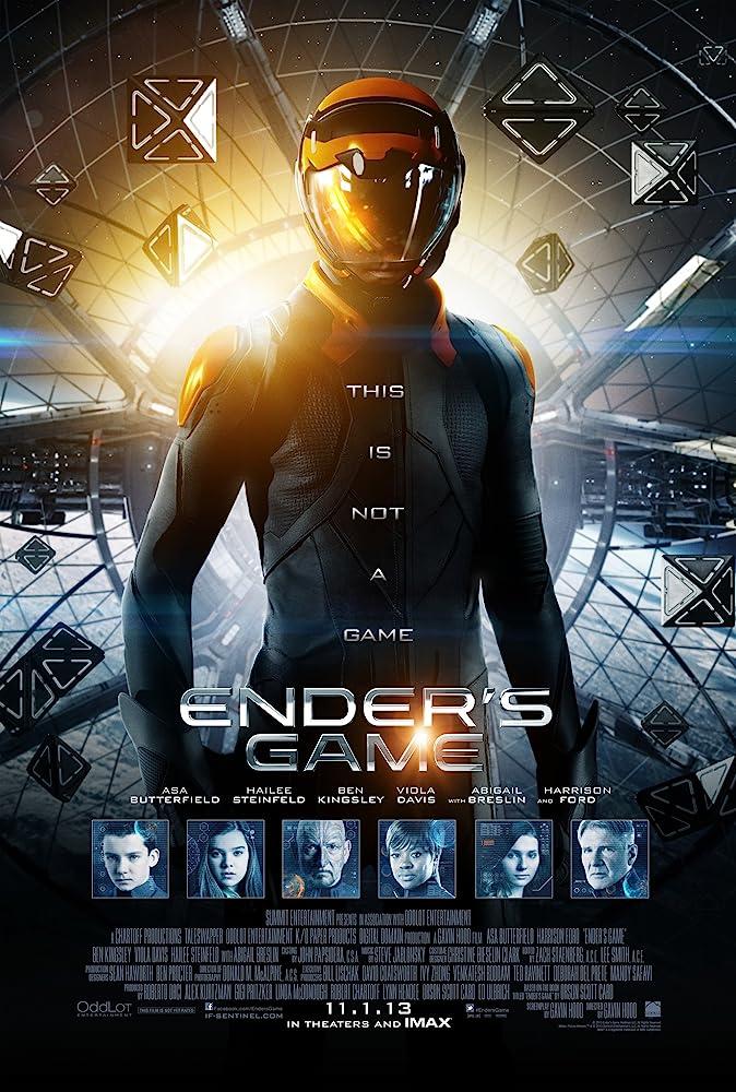 Ender's Game: O Jogo do Exterminador (2013) DVD-R Oficial Torrent Download