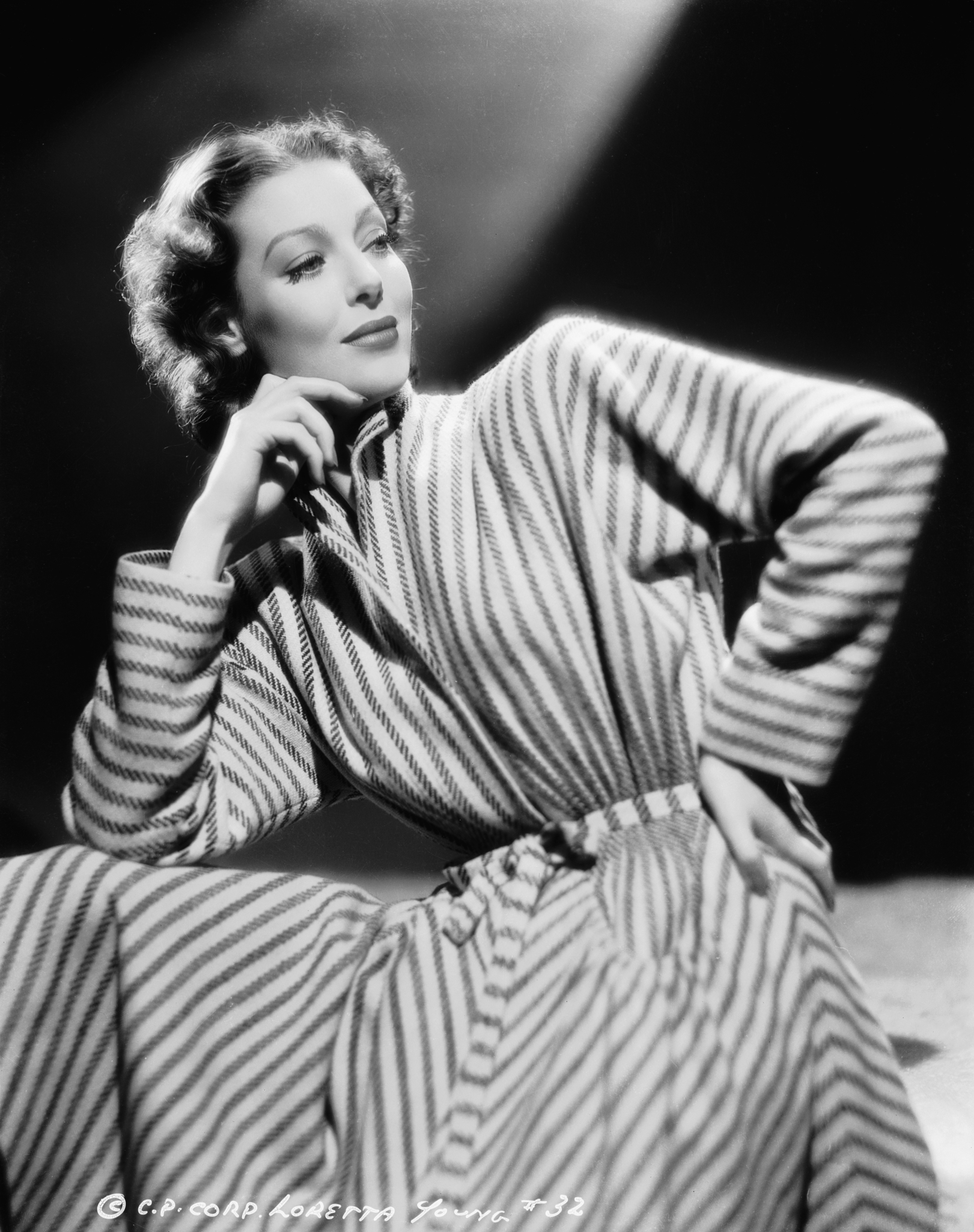 Loretta Young in The Doctor Takes a Wife (1940)