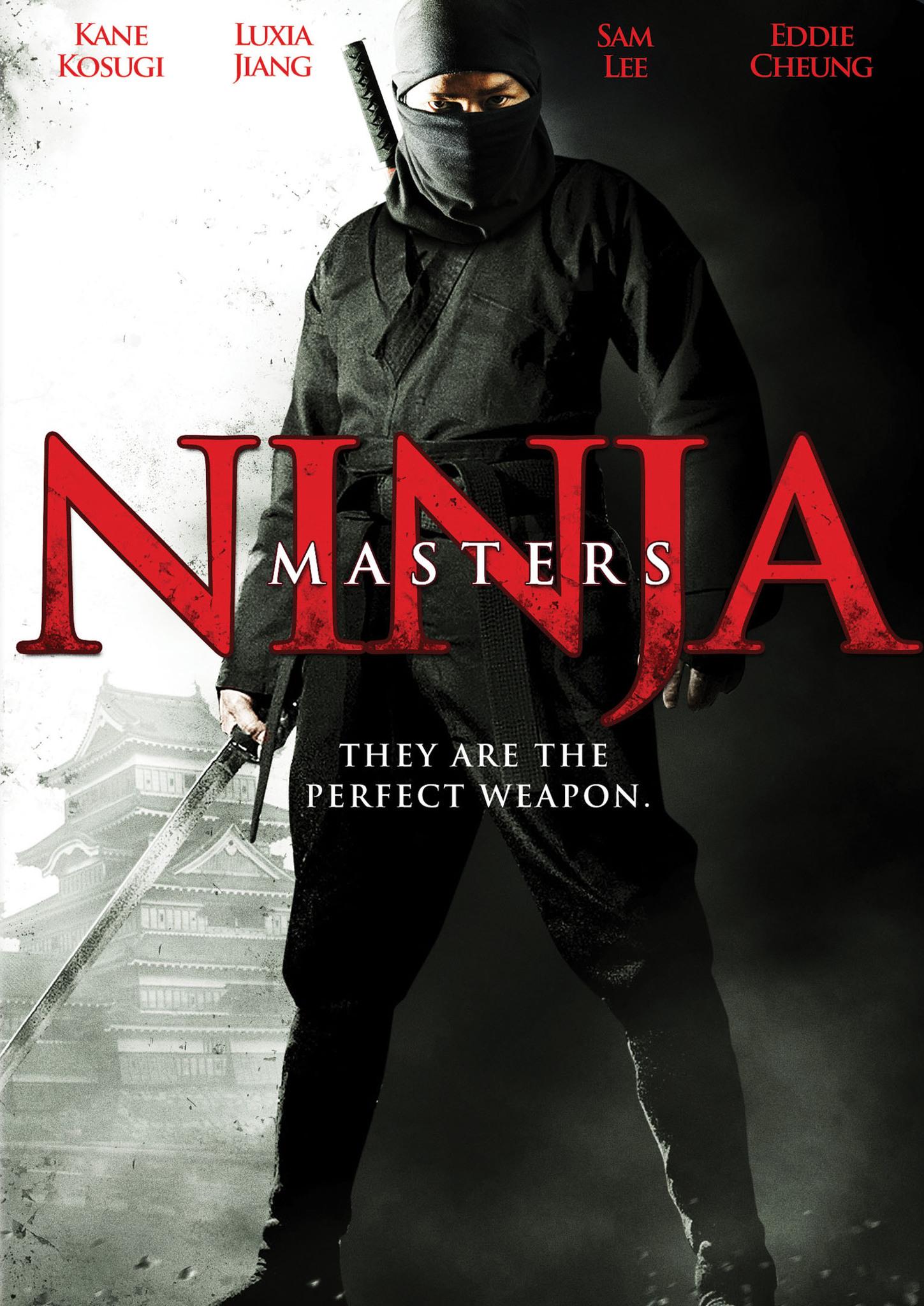 Ninja Masters (2009)   IMDb