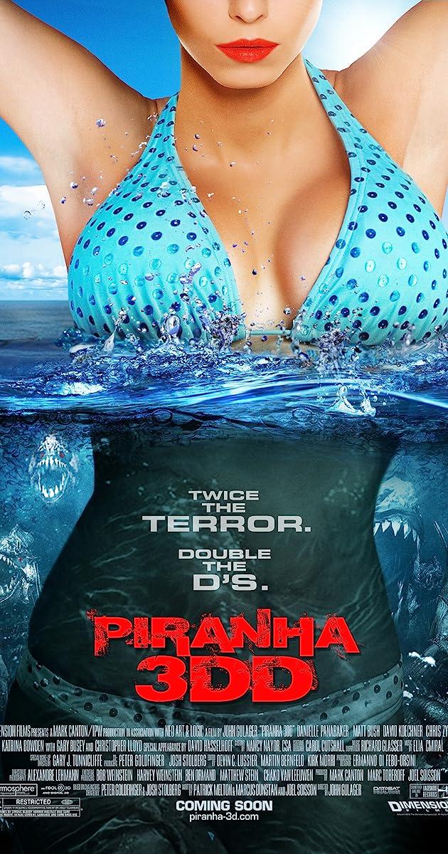 Piranha 3dd sexy