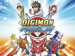 Where to stream Digimon Fusion