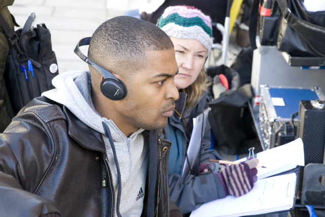 Noel Clarke directing Adulthood 2008