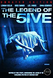 The Legend of the 5ive Poster