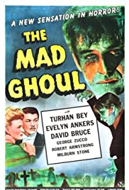 The Mad Ghoul Poster